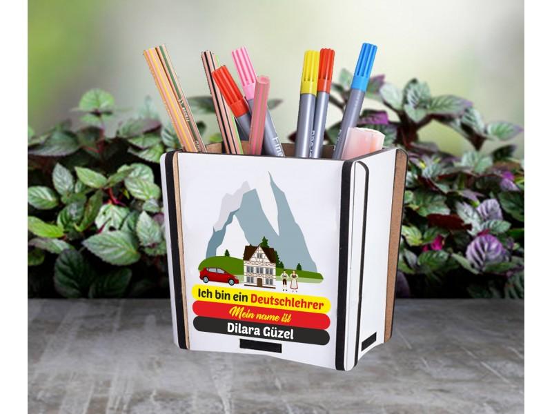 Almanca Öğretmeni Kalemlik
