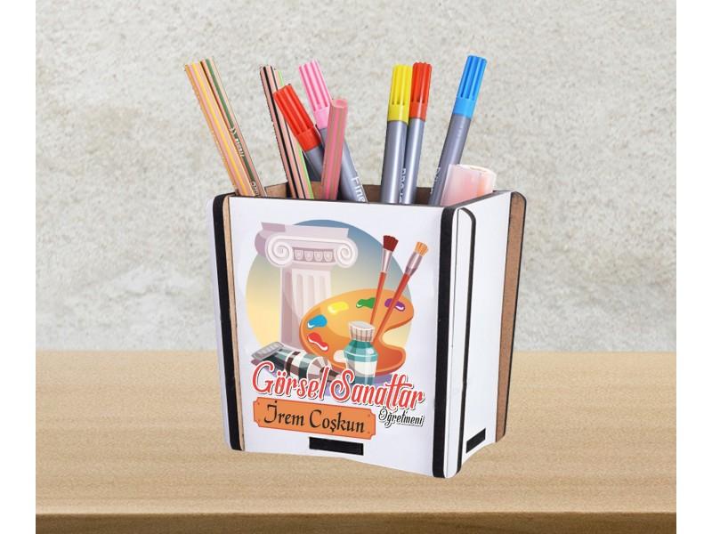 Görsel Sanatlar Öğretmeni Kalemlik