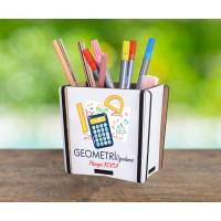 Geometri Öğretmeni Kalemlik