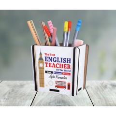 İngilizce Öğretmeni Kalemlik