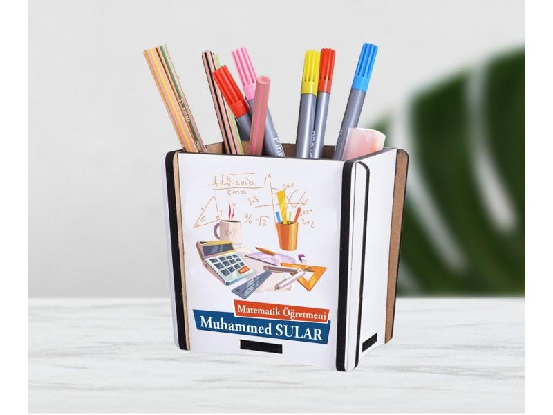 Matematik Öğretmeni Kalemlik