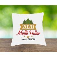 2020 Tasarımlı Kişiye Özel Yastık