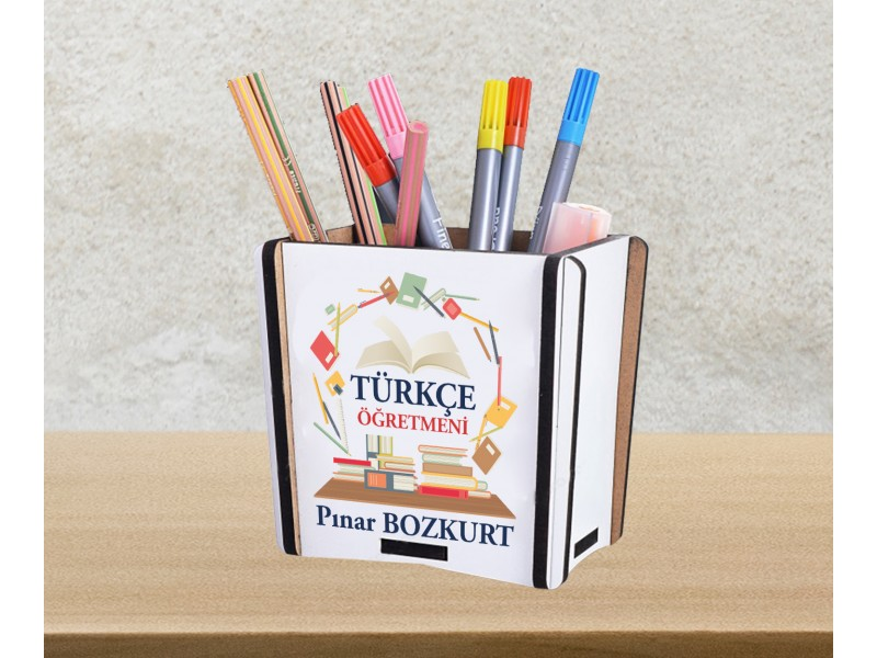 Türkçe Öğretmeni Kalemlik